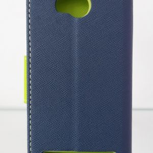 Странична Папка Fancy Book - Huawei Y3 II - Blue