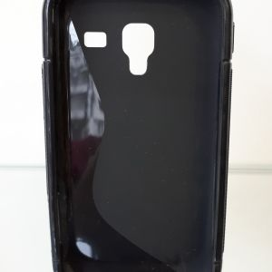 Гръб Samsung i8160 Galaxy Ace 2 Черен