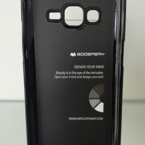 Гръб Jelly Case Samsung G530 Galaxy Grand Prime Черен