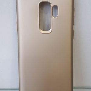 Силиконов гръб UNI - Samsung Galaxy S9 plus - Gold
