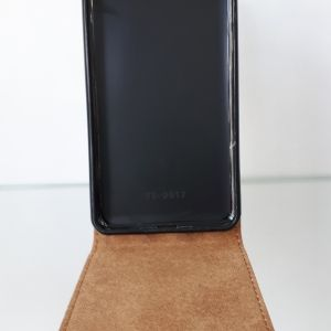 Флип Slim Flip Flexi Huawei Y6 (2017) - Black