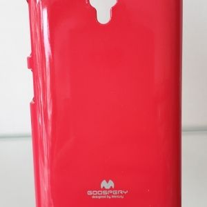 Марков калъф Mercury Jelly Case Lenovo A1000 - Pink