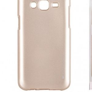 Jelly Case - Samsung Galaxy Core Prime- Gold