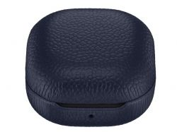 Калъф Samsung Buds Live/Pro Leather Cover Navy