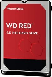 "Твърд диск Western Digital Red 2.5"" 1TB 5400rpm 16MB SATA3 (WD10JFCX)"