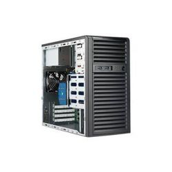 Supermicro Tower, 1P, 1xIntelXeon E-2224, 8GB, 4 LFF, 1xSSD 480GB SATA, 2x1Gb + IPMI, 400W nhp, 3YRS Warranty