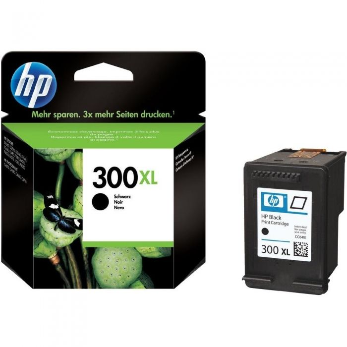 Консуматив HP 300XL Black Ink Cartridge