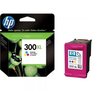 Консуматив HP 300XL Tri-color Ink Cartridge