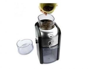 Кафемелачка Krups GVX242, Coffee Grinder Pro Edition black/chrome