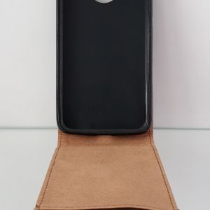 Флип Slim Flexi - Motorola Moto G5 - Black