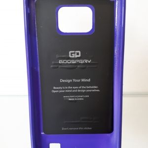 Гръб Jelly Mercury Samsung Galaxy S2 Лилав