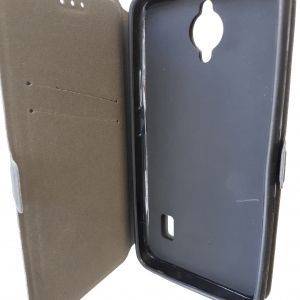 Странична Папка Book Pocket - Huawei Y635 Black