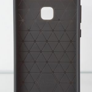 Гръб мек Carbon - Huawei Ascend P10 - Gray