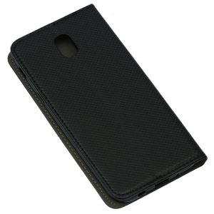 Странична Папка Magnet Book- Samsung Galaxy X-cover 3 - Black
