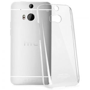 Гръб Ultra HTC One M8 Прозрачен