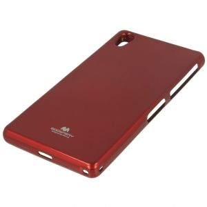 Силикон Jelly Mercury - Sony Xperia Z2 Red