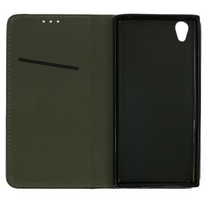 Странична папка Magnet Book за Xiaomi Redmi Note 4, Черна