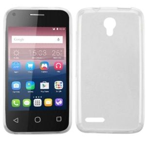 Гръб Alcatel Pop 3 Прозрачен